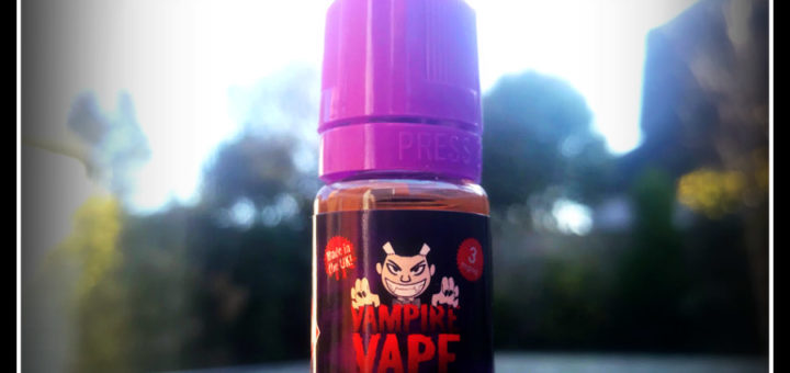 Red Lips Vampire Vape