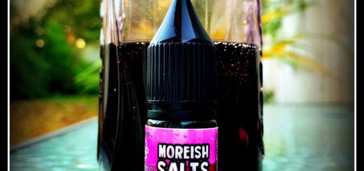 Cherry Cola Moreish Salts Soda