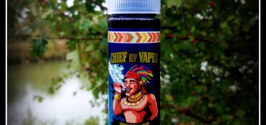 Blackcurrant Lemonade Chief of Vapes
